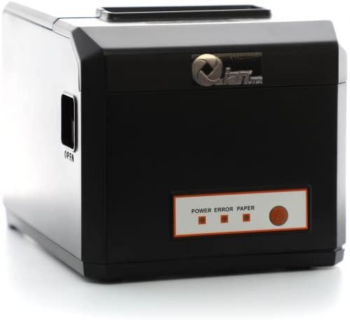 Impresora de tickets qianjet 80 linea termica 203 x 203 negro QIT801701